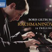 Boris Giltburg: Rachmaninoff: 24 Préludes