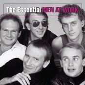 The Essential Men at Work cover art