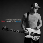 Travis Denning: Red, White And Blue