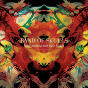 Album cover of Baby Darling Doll Face Honey, by Band of Skulls