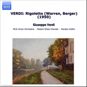 Verdi: VERDI: Rigoletto (Warren, Berger) (1950)