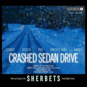 CRASHED SEDAN DRIVE