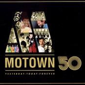 Motown 50 cover art