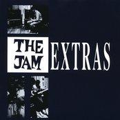 The Jam - Extras Artwork