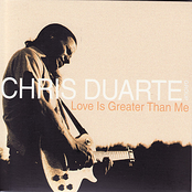 Chris Duarte: Love Is Greater Than Me