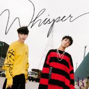 2nd Mini Album Whisper