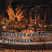The Good, the Bad and the Queen cover art