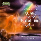 Amici Chamber Ensemble: Quartet for the End of Time
