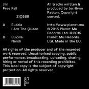 Jlin: Free Fall EP