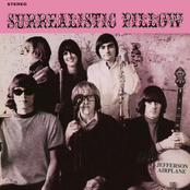 Surrealistic Pillow cover art