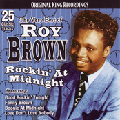 The Very Best of Roy Brown: Rockin' at Midnight