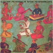 Electric Psychedelic Sitar Headswirlers Vol.4