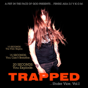 Fenriz a.k.a. DJ V.K.O.M. presents... Trapped Under Vice, Vol. I