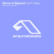 Above & Beyond: Can't Sleep