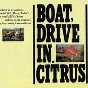 boat, drive in.