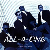 All-4-one: And the Music Speaks