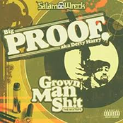 Big Proof - Grown Man Sh!t
