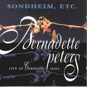 Bernadette Peters: Sondheim, Etc.: Live At Carnegie Hall
