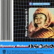 Spookey Ruben - Modes of Transportation Vol. 1 Artwork