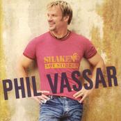 Phil Vassar: Shaken Not Stirred
