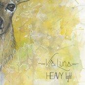 Album cover of Heavy Light, by Via Luna