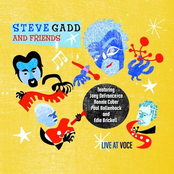 Steve Gadd: Live at Voce (Deluxe Edition)
