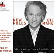 Bill Maher: New Rules: Polite Musings from a Timid Observer (Unabridged)