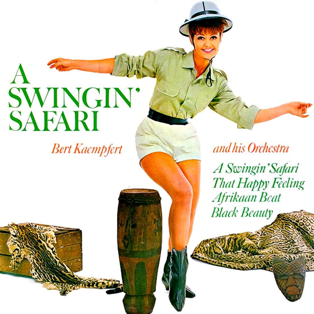 A Swingin' Safari (Bert Kaempfert & His Orchestra) - GetSongBPM