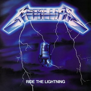 Cover Metallica - Ride The Lightning (Remastered)