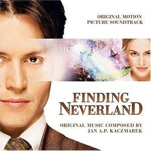 Finding Neverland ORIGINAL MOTION PICTURE SOUNDTRACK