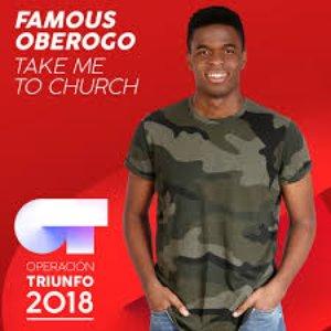Take Me To Church (Operación Triunfo 2018)