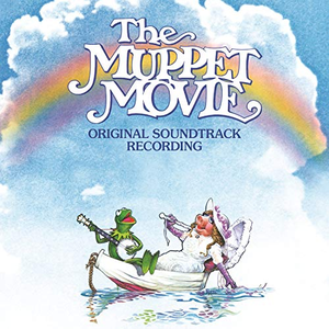 Poster for The Muppet Movie (Original Motion Picture Soundtrack) by Various Artists