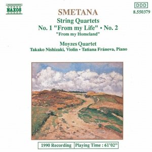 SMETANA: String Quartets Nos. 1 and 2
