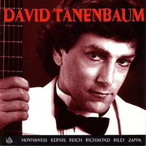 David Tanenbaum Guitar Recital