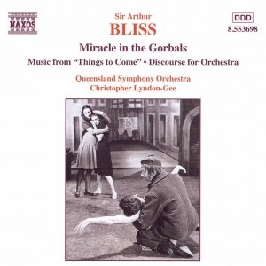 BLISS: Miracle in the Gorbals / Discourse for Orchestra