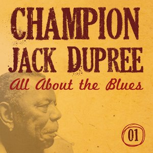 All About the Blues, Vol. 1