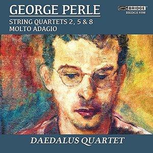 George Perle: String Quartets
