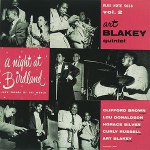 A Night At Birdland, Vol. 2 (The Rudy Van Gelder Edition)