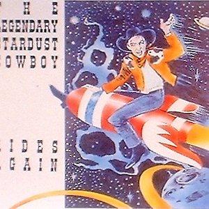 The legendary stardust cowboy rides again