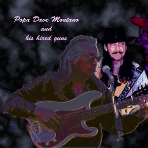 Popa Dave Montano and his hired guns Live