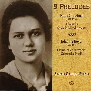 Crawford -9 Preludes (Cahill)