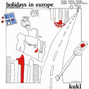 Holidays in Europe (The Naughty Nought)
