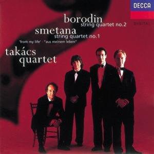 """Borodin/Smetana: String Quartet No.2/String Quartet No.1 """"From My Life&#"""