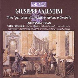 """""""Idee"""" per camera a Violino o Cembalo"""