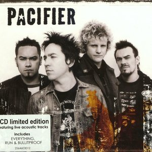 Pacifier (bonus disc: Helen Young Sessions)