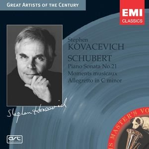 Schubert: Piano Sonata No.21 D960, etc