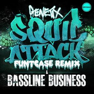 Squid Attack (FuntCase Remix) / Bassline Business