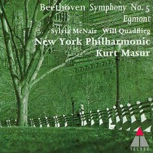 Image for 'Beethoven: Symphony No.5 & Egm'