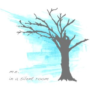 in a silent room
