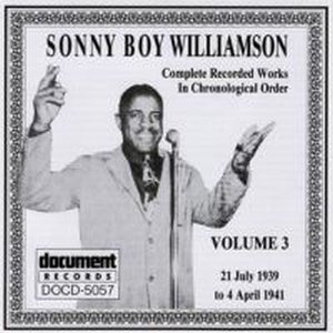 Sonny Boy Williamson Vol. 3 (1939 - 1941)